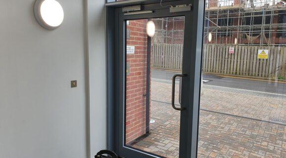 office door lock repair