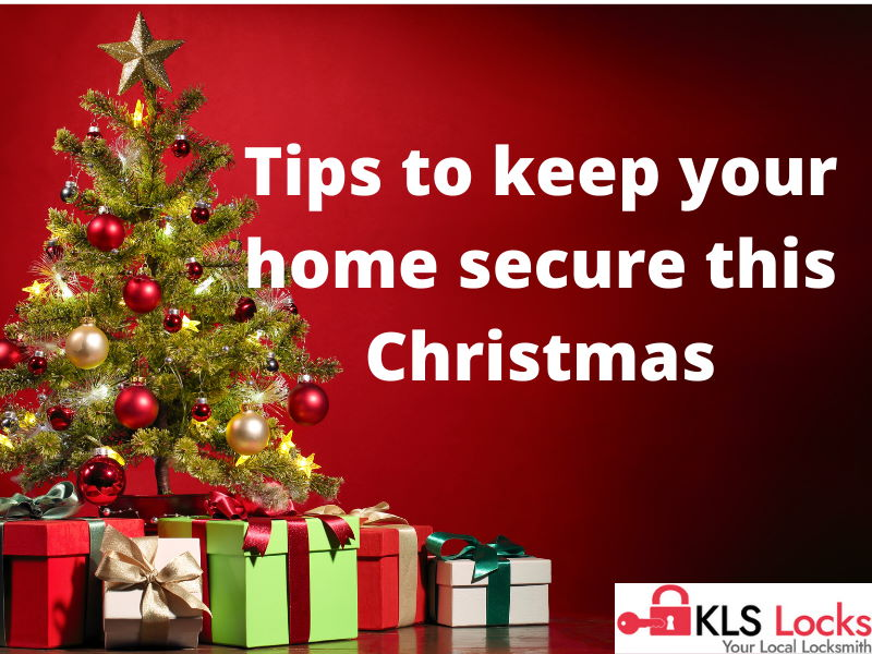 tips to keep home secure christmas